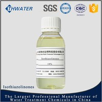 High Quality Circulating Water Treatment Chemicals Biocide & Algaecide & Disinfectant