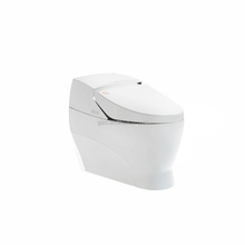 New model more efficent pressure assisted smart toilets