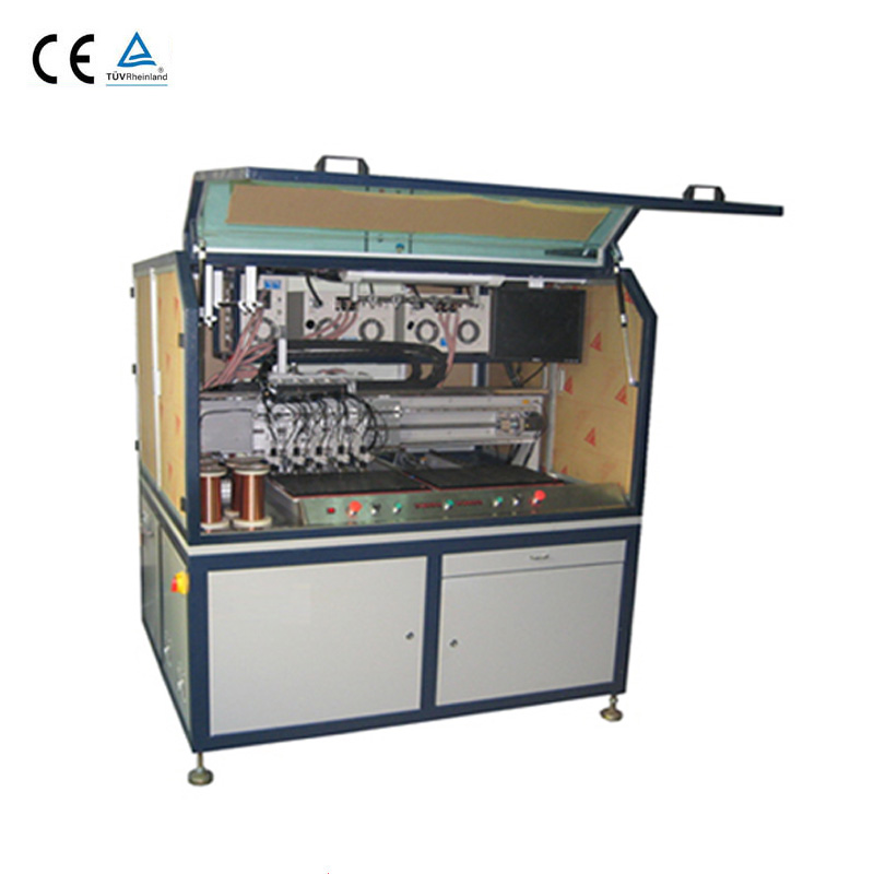 Automatic Servo control Embedding and Bonding Machine for Welding and Chip