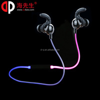 Factory Supply Color Change Bluetooth Headphones
