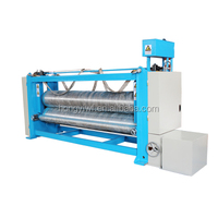 HongYi -ISO9001 high capacity new style calender machine for nonwoven fabric