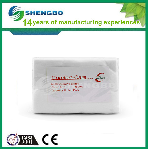 Supreme Absorbent Patient Wash Cloth