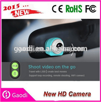Mini 1080p Car 4 channel dash cam recording Camera SDV-8570