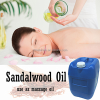 Pur natural Sandalwood oil for massage