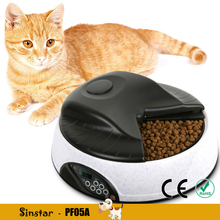 Popular pet product / Fashion Food Refilling System Pet dog and cat Feeder