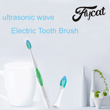 Wholesale good quality and changeable brush head toothbrush
