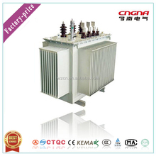 750 KVA Oil type high voltage power transformer 11kv to 400v 750kva transformer 11000v