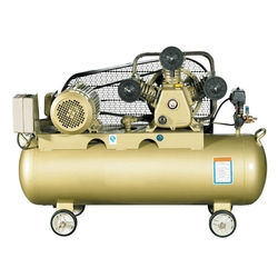 piston type 8 bar air compressor