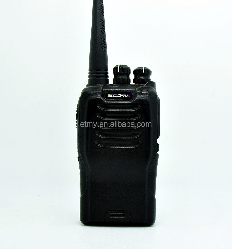 own brand Profession Ecome ET-558 walkie talkie with IP66