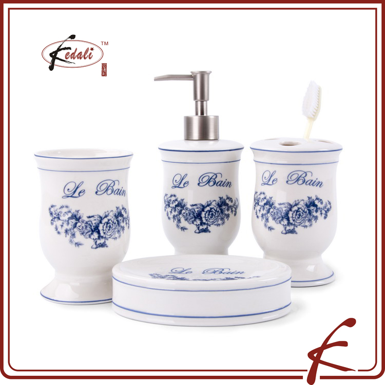 China Suppliers Top Quality Ceramic Bath Accessories Set Buy Bath Accessories Set Top Ceramic