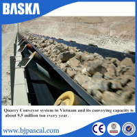 phosphate rock in egypt sand and gravel conveyor