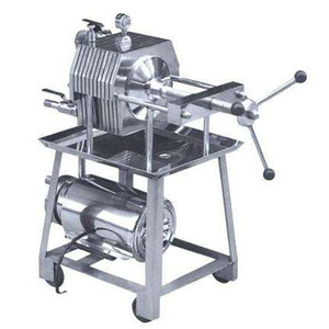2018 new product muti-function Stainless steel filter Press