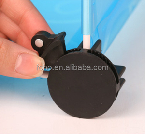 2015 High quality pp plastic black connectors for cupboard wardrobe for sale