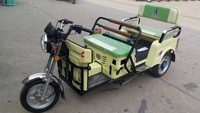 zongshen engine three wheels motorcycle /cargo using and passenger using/ could add roof