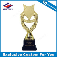 Wholesale Cheap Trophy Gold Plated Trophy Shiny