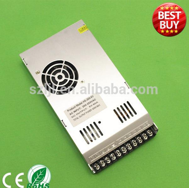 ac 220V 100W 10A Single Type switching model power supply