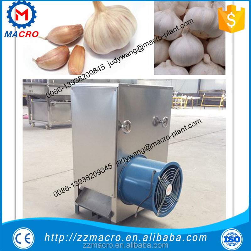 800kg/h garlic splitter /garlic bulb breaking machine / garlic clove separator