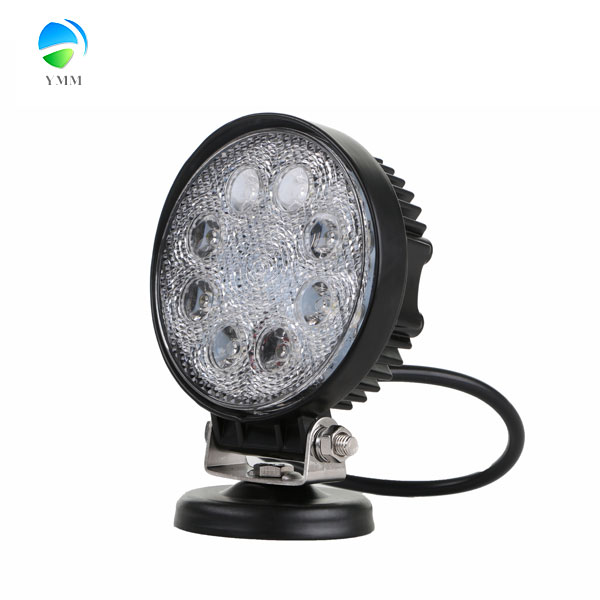 Car Waterproof Led Grow Work Light Bulb DC 10-30V for Trucks, ATV, Tractor