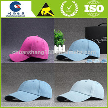Manufacturer Supplier strap back baseball hats for wholesale