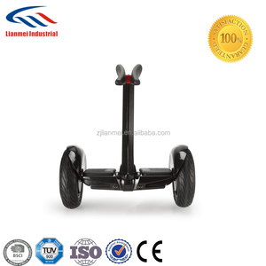 New design self balancing scooter hoverboard 10 inch with handlebar