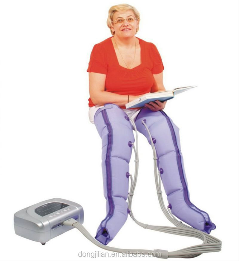 Compressible Limb & Circulation Therapy System