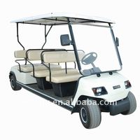 8 Seaters 48V Electric Sightseeing Vehicle With CE certification