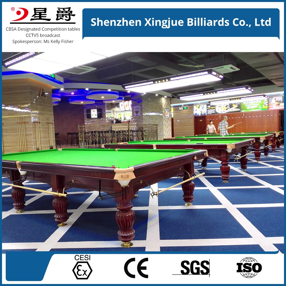 Hot selling small snooker table as gifts OEM