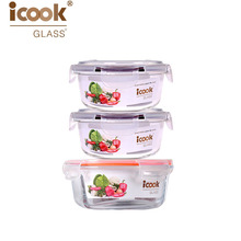 2018 Hot Selling High Quality Disposable Plastic Takeaway Food Container With Lid
