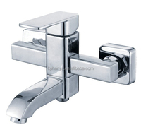 water mixer hand shower bathtub faucet, bathtub and shower faucet