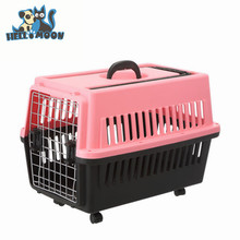 Hot Designer Pet Travel Plastic Innovator Dog Carrier