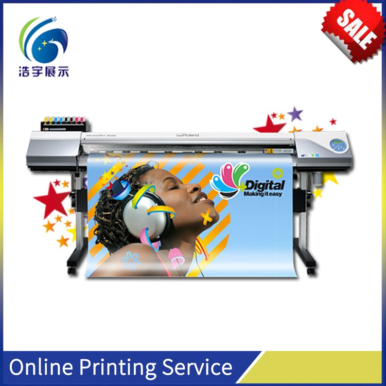 CMYK Poster Printing Digital Printer Machine Price