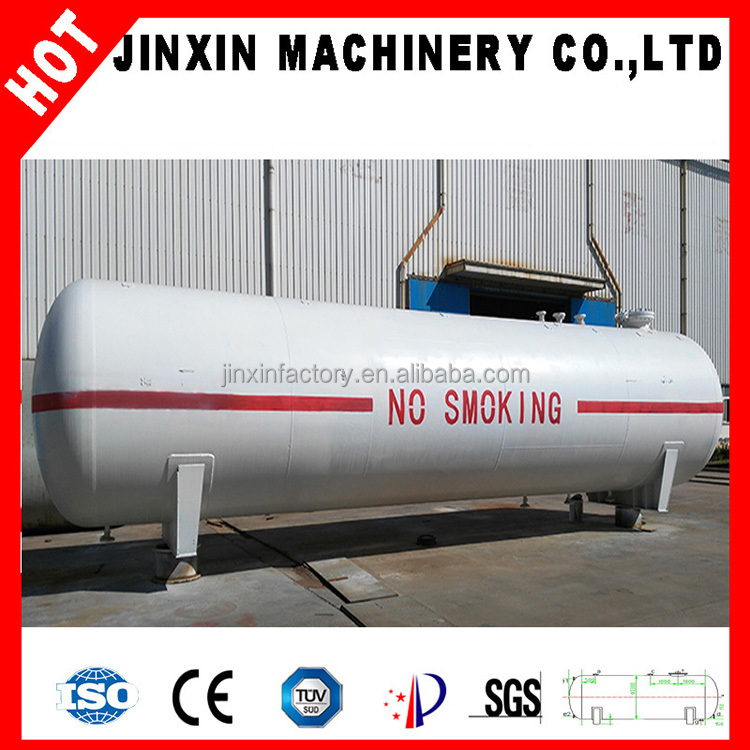 Low price LPG storage tank/vessel for sale