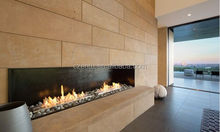Guangdong smokeless insert bioethanol fancy fireplace with remote control