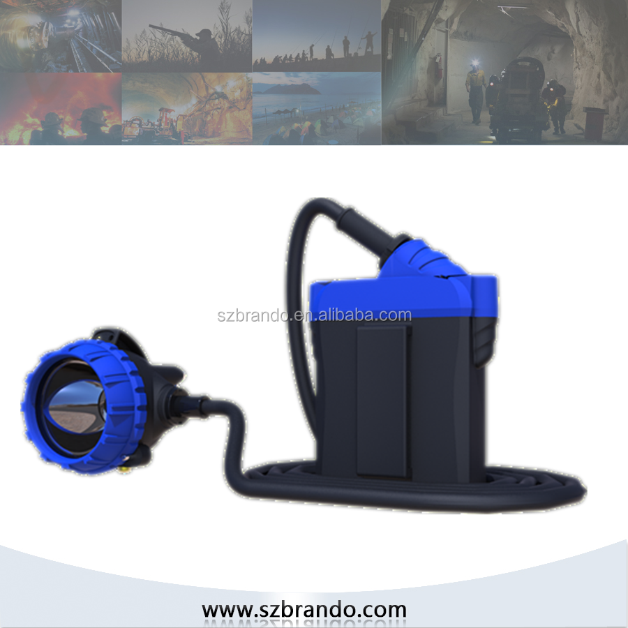 High Quality Rechargeable LED Head Lamp for Mining