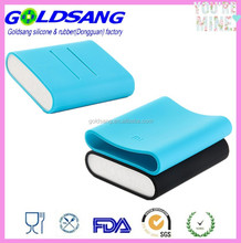 2014New 10400mah Power Bank Silicone Protective Cover Case