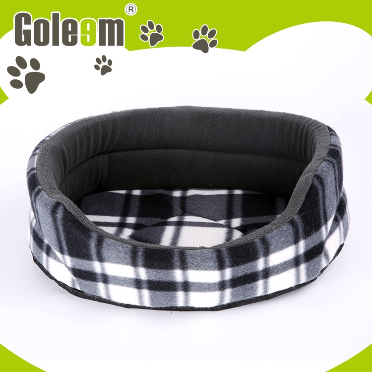 China Professional Manufacture Custom Luxury Lucky Pet Dog Beds