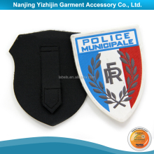 Custom Heat Tranfer Logo China Supplier Leather Patches