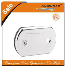 Good quality bathroom glass shower door pivot hinge stainless steel