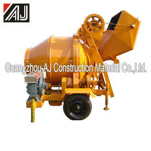 JZG350 Diesel Engine Concrete Mixer for sale in canada