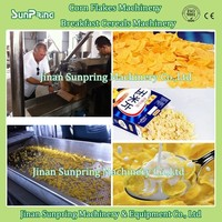 Breakfast Cereal Processing Equipment