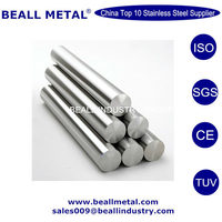 High Quality Stainless Steel 13-8ph 15-5ph SS Solid Bright Bar Factory