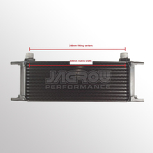 13 ROW AN 10AN Universal Engine Transmission Oil Cooler