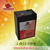 Lead acid battery 6v 4ah dry cell battery ups rechargeable battery