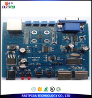China factory electronic bluetooth circuit board for mp3 speaker pcb assembly