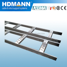 fireproof cable tray, ladder type cable tray inside riser for ships and buildings professional factory