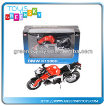 1:12 Die cast motorcycle model toys,die cast car toy