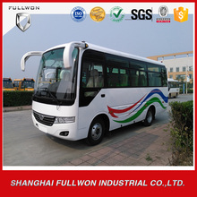 New colour design luxury low price 20 seats bus for sale in malaysia