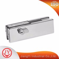 Price Cutting Glass Door Lock Clamp Patch Fitting Bottom