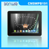 "Designer best selling 9.7"" cedar trail rugged tablet computer"
