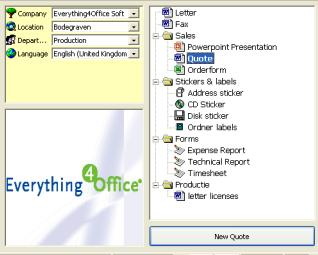 Documents 4 office Software